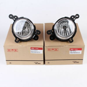 Genuine Oem Kia Soul Fog Lights Only 2014 15 92201 B2010 92202 B2010