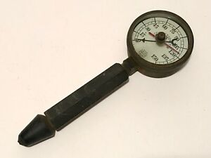 Antique Us Gauge Company Compression Tester Engine Tool Model A New York Model T