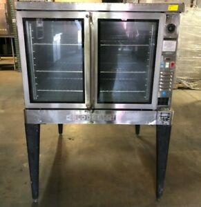 Blodgett Single Stack Electric Convection Oven Model Eze 1