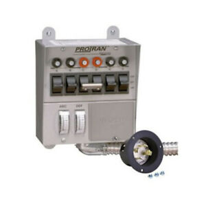 Reliance Controls Protran 30216a Manual Transfer Switch