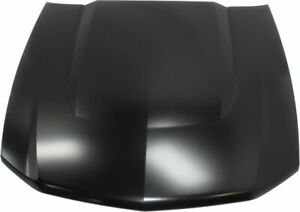 Hood For 2010 2012 Ford Mustang Primed Steel