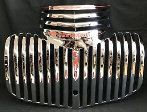 1941 42 1946 Original Chevrolet Truck Grill Newly Chromed Chevy Grill