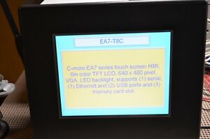 Automation Direct Touch Screen Hmi Ea7 t8c