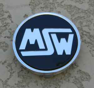 Msw Wheels Center Hub Cap C F82 Custom Aftermarket Cover Oz Racing