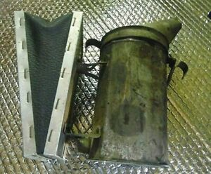 Vintage a i Root Company Antique Beekeeping Bellowed Bee Keep Hive Smoker