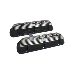 Ford Mustang Valve Covers 351 Powered By Ford For 351 Windsor V 8 44 17134 1
