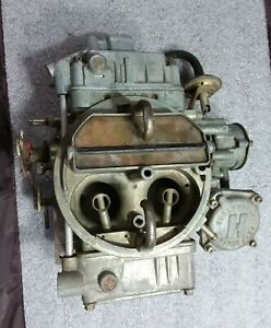 Holley Spread Bore In Stock, Ready To Ship   WV Classic Car