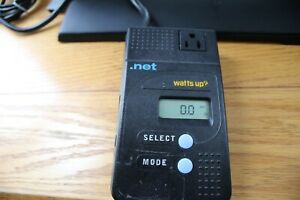 Watts Up net Edition Power Meter
