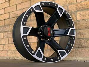 4x4 20 Inch Off Road Wheels And Falken At 1 Tyres New Set