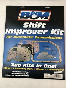 B M 20260 Shift Improver Kit For 65 87 Th400 Transmission