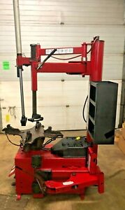 Coats 7065ex Rim Clamp Tire Wheel Changer With Low Profile Assist Arm 143