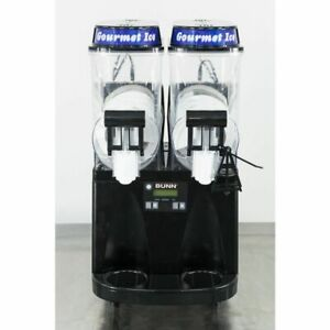 Bunn Ultra 2 Hp Slush Frozen Drink Machine qty 3