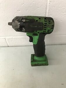 Snap On Ct8810ag 18v Li Ion Cordless 3 8 Impact Wrench Tool Only