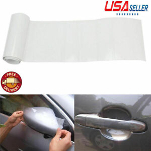 Car Door 15 150cm Sill Edge Paint Clear Protection Scratches Vinyl Film Sticker