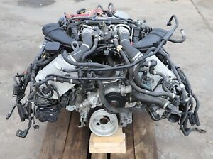 Twin Turbo Engine Motor N63 Oem Bmw F01 F02 F06 F10 F12 F13 23k Miles Tested