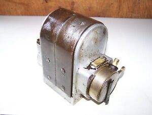 Old Bosch Ze1 Magneto Antique Motorcycle Harley Indian Triumph Gas Engine Hot
