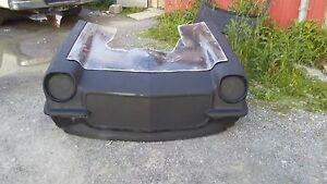 1971 1973 Chevrolet Vega Showcars Pro Mod Front End No Hood Fre 008
