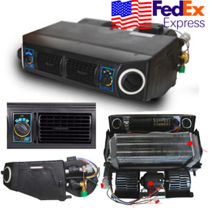 12v Car Truck Air Conditioning Universal Cooling A C Compressor System 3speed Us