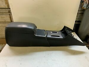 2014 Dodge Charger Complete Center Console Police Upgrade Fits 11 14