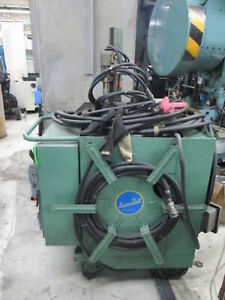 Lamina Inc Lamina drill B 414 Magnetic Drilling System W hydraulic Operation