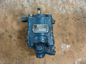 2000 3000 4000 4100 5000 6000 Ford Tractor Power Steering Pump