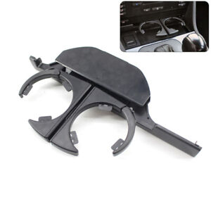 Folding Car Console Drink Cup Holder Bracket For Bmw E39 525 528 530 540 M5 Lhd