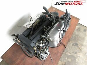 97 01 Honda Crv B20b 2 0l Dohc High Compression Engine 2wd Auto Trans Jdm B20b