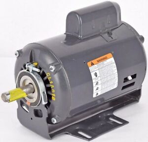 Dayton 5k901c 1hp 3450rpm 115 308 230v Belt Drive Fan And Blower Motor