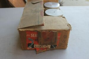 Reo Truck Nos Seal Power 1143 Pistons Set Of 6 Br