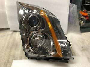 Cadillac Coupe Cts 2012 Xenon Hid Headlight Right Passenger Side Oem
