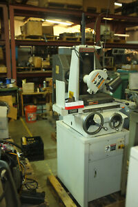 Harig 612 Surface Grinder Very Clean Late Model Walker Chuck Price Reduced