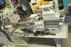Doall By Romi 16 X 40 Engine Lathe Very Nice Condition