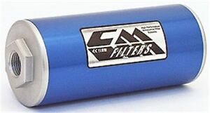 Canton Racing Products 25 101 Inline Oil Filter Cm 45
