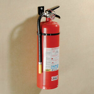 Kidde Fire Extinguisher Dry Chemical 10 Lb Lot Of 1