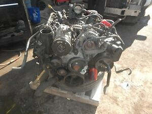 Jeep Commander Xk 2007 2008 3 7l V6 Engine Motor 129k Freight Shipping Vin K