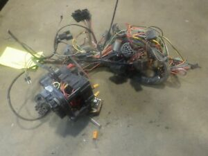Jeep J10 Wagoneer 1979 Interior Dash Wiring Harness Factory Fuse Block Oem