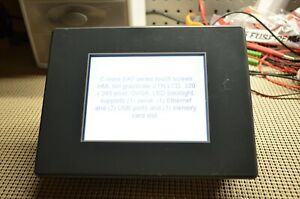 Automation Direct Ea7 s6m Operator Interface Touch Screen Hmi