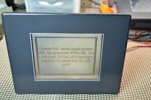 Automation Direct Ea7 s6m r Touch Screen Interface Panel Hmi