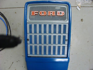 Ford Tractor Cowling 2000 3000 4000 Su Cowling W Grilles