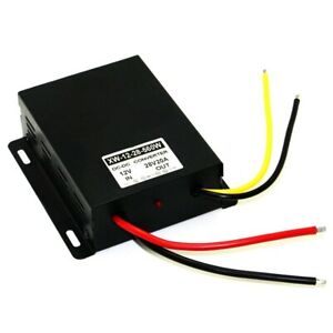 Dc 12v Step Up To Dc 28v 20a 560w Boost Power Supply Converter Regulator Module