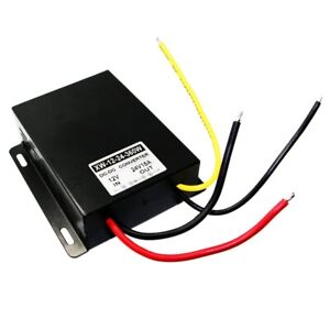 Dc 12v Step Up To Dc 24v 15a 360w Boost Power Supply Converter Regulator Module