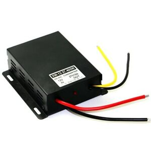Dc 12v Step Up To Dc 27v 15a 400w Boost Power Supply Converter Regulator Module