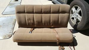 1990 Ford Bronco Rear Bench Seat