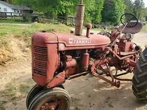 Farmall C Tractor Running Engine Parting Out Tractor Farmerjohnsparts
