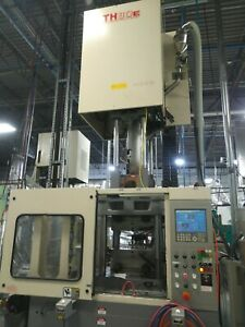 2005 Nissei 88 ton All electric Vertical Plastic Injection Molding Machine
