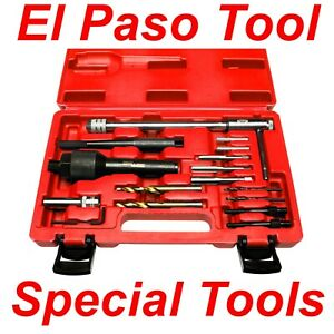 Mercedes Benz And Sprinter Cdi Inline Engine Glow Plug Removal Tool Set