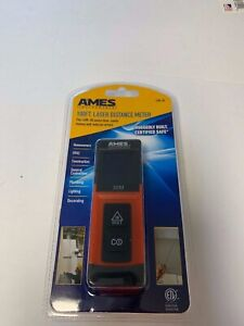 Ames 100ft Laser Distance Meter Ldm 30 New Fast Shipping