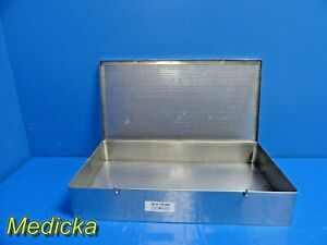 Wisap V mueller Surgical Instrument Tray case 18198