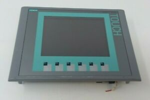 Siemens Ktp600 Simatic Touch Panel Profinet 6 Basic Color Pn Tft Display