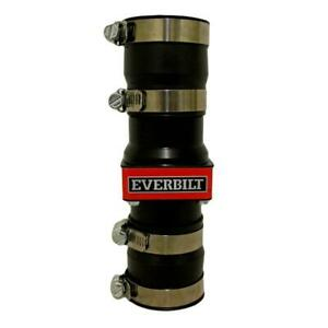 Everbilt 1 25 In And 1 5 In Abs In line Sump Pump Check Valve Thd1020
